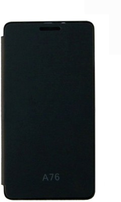 Axes Flip Cover for Micromax Canvas Fun A76 available at Flipkart for Rs.10