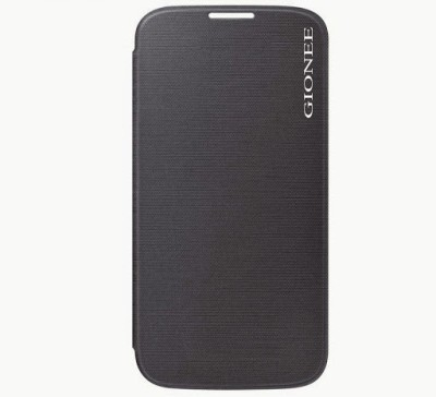 Easy2Sync Flip Cover for Gionee Pioneer P3 Black available at Flipkart for Rs.199