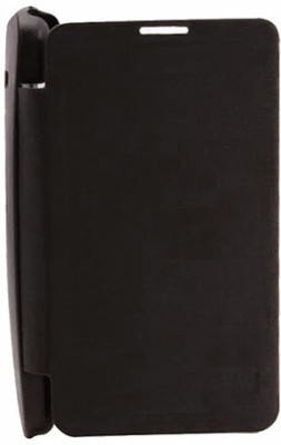 Moblish Flip Cover for Micromax Bolt A47 Black available at Flipkart for Rs.159