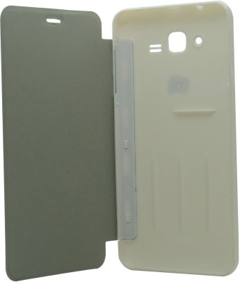 Snooky Flip Cover for For Micromax Bolt A67 White available at Flipkart for Rs.198