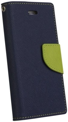 Blue Rock Flip Cover for Samsung Galaxy Quattro