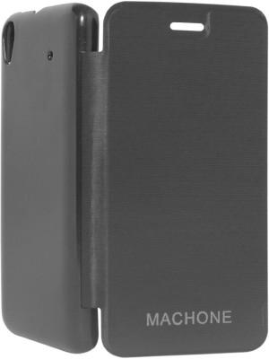 RedQube-Flip-Cover-for-Karbonn-Machone-Titanium-S310
