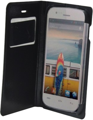 Fuson Flip Cover for Micromax Bolt A47 available at Flipkart for Rs.149