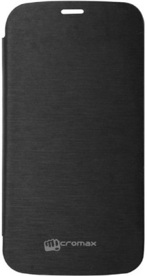 Mussa Flip Cover for Micromax A116 Canvas HD available at Flipkart for Rs.199