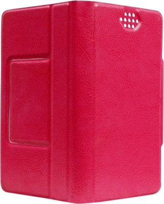SNE Flip Cover for iBall Andi 5M Xotic
