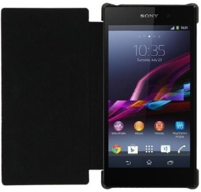 the best attitude 2c45c be236 Chevron Flip Cover for Sony Xperia Z1 for Rs. 249 at Flipkart