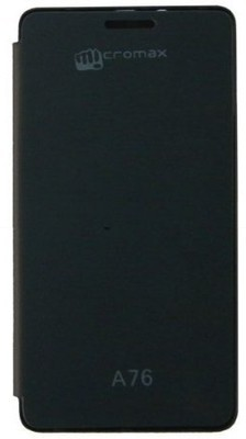 FliFit Flip Cover for Micromax Canvas Fun A76 available at Flipkart for Rs.189