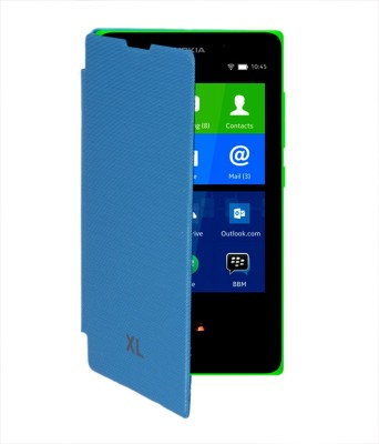 KolorEdge Flip Cover for Nokia XL