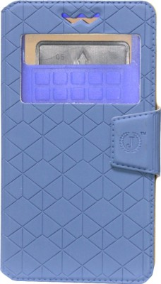 Jojo-Flip-Cover-for-Celkon-Campus-A125