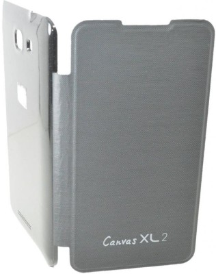 Fabcase Flip Cover for Micromax Canvas XL2 A109