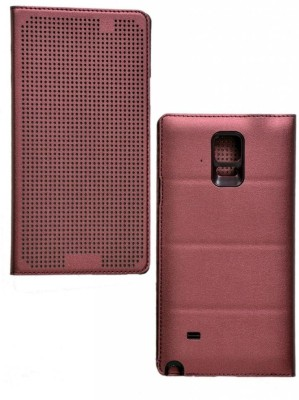 YGS Flip Cover for Samsung Galaxy Note 4