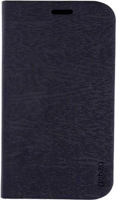 Gobzu Flip Cover for Samsung Galaxy S4 Mini (i9192)