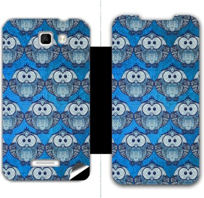 Skintice Flip Cover for Micromax Canvas XL2 A109