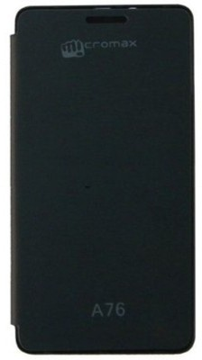 Maasi Flip Cover for Micromax Canvas Fun A76 available at Flipkart for Rs.145