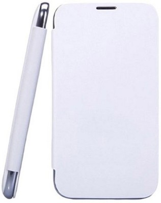 Camphor Flip Cover for Samsung Galaxy Y Plus S5303 White available at Flipkart for Rs.499