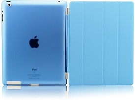 RKA Flip Cover for Apple iPad 2 ,3, & 4
