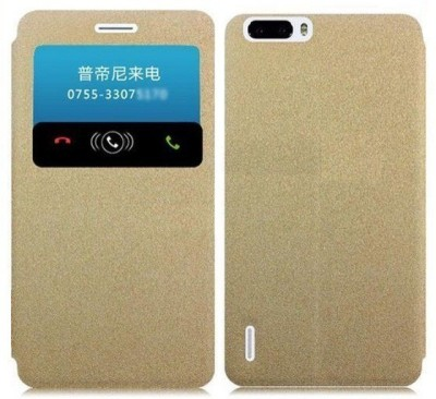 Zoop Flip Cover for Huawei Honor 6 Plus