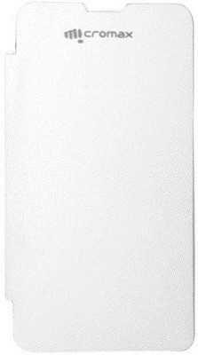 Micvir Flip Cover for Micromax Bolt A47 available at Flipkart for Rs.99