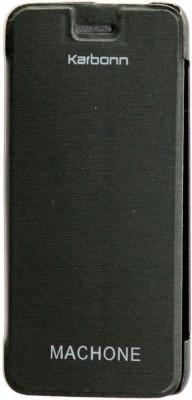 Gizmofreaks Flip Cover for Karbonn Titanium Machone S310