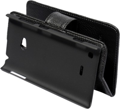 Flip Cover For Nokia Lumia 720 Ncase Flip Cover For Nokia