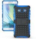 Cubix Shock Proof Case For Samsung Galaxy A7 (Blue)