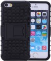 Armor Grip Back Cover For Apple IPhone 5s (Black)