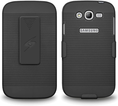 Amzer Holster for Samsung GALAXY Grand Duos GT I9082 Black available at Flipkart for Rs.699
