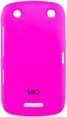 Mio Back Cover for BlackBerry Curve 9380 Hot Pink