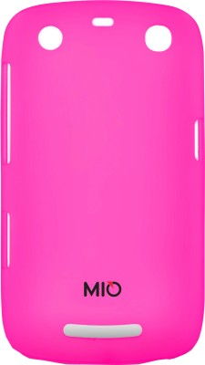 Mio Back Cover for BlackBerry 9360 Hot Pink