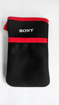 Sony Pouch for Sony External Hard Disk Black