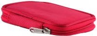 Onlinemart Pouch For Transcend, Seagate 2.5 Inch (Red)