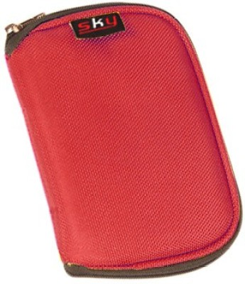 Sky Pouch for Portable Hard Disk