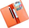 Dooda Pouch for Lava Iris Pro 30+ (Orange)