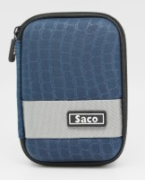 Saco Pouch For Seagate Expansion 1TB Portable External Hard Drive (Black)