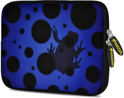 Amzer Pouch for iPad Air, iPad 4 Blue, Black at flipkart