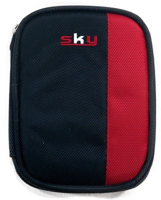 Sky pouch for Portable Hard Drive