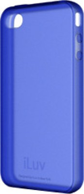 iLuv Back Cover Blue
