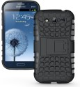 Cubix Shock Proof Case For Samsung Galaxy Grand 2 G7102 (Black)