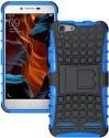 CareFone Shock Proof Case For Lenovo Vibe K5 Plus (Blue-Black)