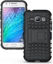 Hoko Shock Proof Case For Samsung Galaxy J1 (Black)