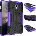 Chevron Shock Proof Case For Lenovo Vibe P1 (Purple Sky)