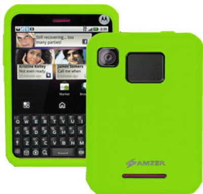 amzer for motorola charm mb502 cases covers
