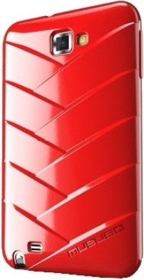 Musubo Back Cover for Samsung Galaxy Note Red