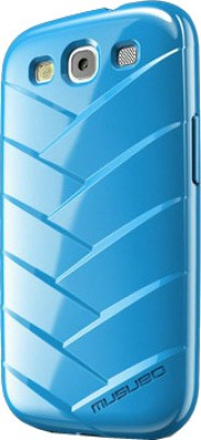 Musubo Back Cover for Samsung Galaxy S3 Sky Blue