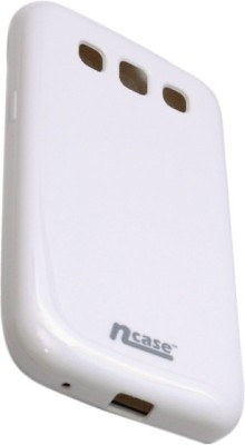 nCase Back Cover for Samsung Galaxy Grand Quattro White