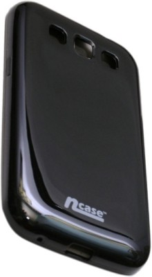 nCase Back Cover for Samsung Galaxy Grand Quattro Black