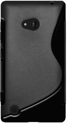 Amzer Back Cover for Nokia Lumia 720 Solid Black