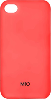 Mio Back Cover for iPhone 4S Red