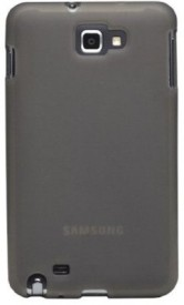 Callmate Back Cover For Samsung Galaxy Note 2 - Black