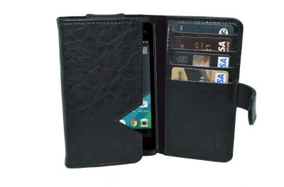 Totta Wallet Case Cover for Data Wind Pocket Surfer 3G4